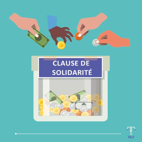 Clause de solidarité